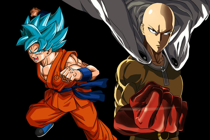 Top 10 Anime Series to Watch in 2017 Best Dragon Ball One Punch Man Attack of Titans