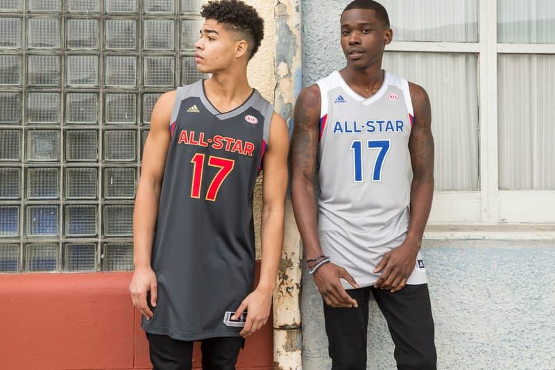 2017 NBA All Star Game Jerseys adidas Basketball  567d14b7a04c