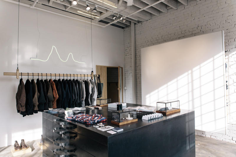 3sixteen Los Angeles Store Launch Arts District