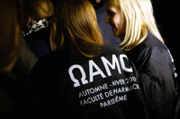 A Look at What Goes on Backstage of OAMC's 2017 Fall/Winter Show