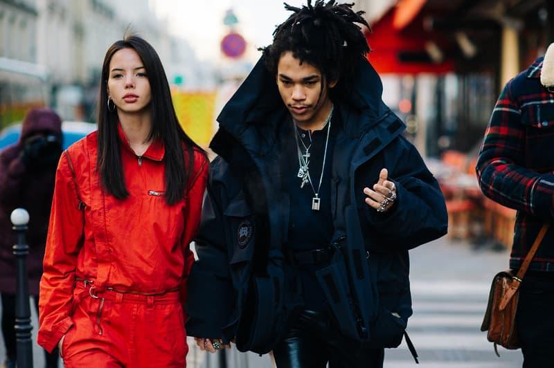 Streetsnaps Paris Fashion Week Day 3 Hypebeast