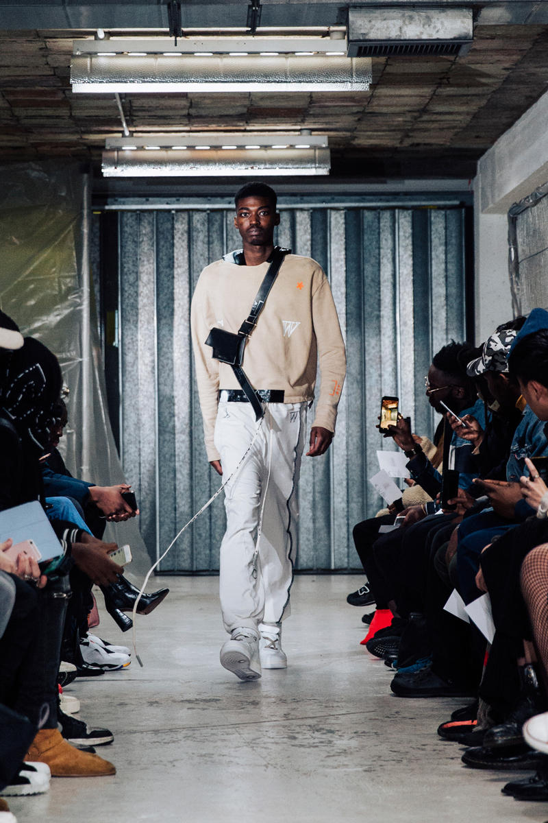 A COLD WALL 2017 Fall Winter Collection Runway Show London Fashion Week Mens