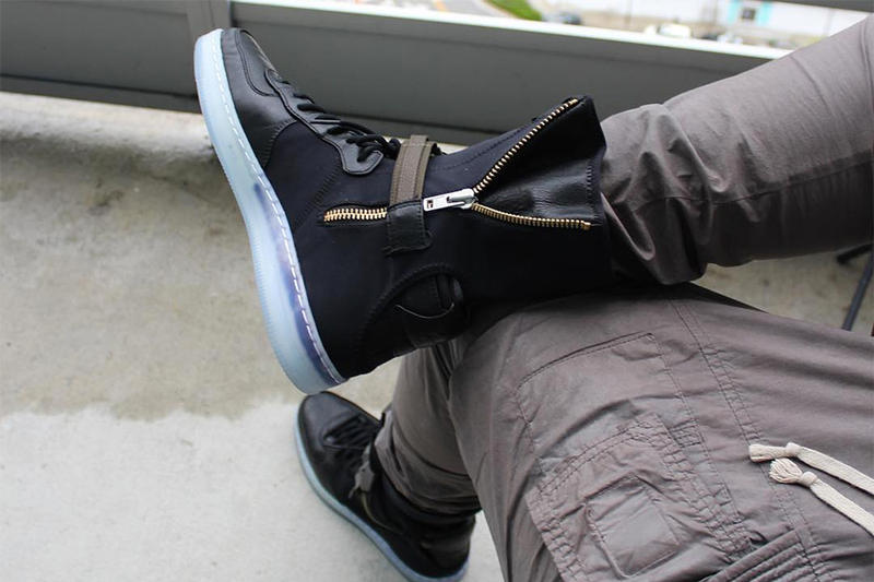 ACRONYM Nike Air Force 1 Sneaker Leak