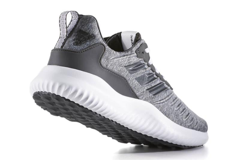 meilleur pas cher f45a1 78929 adidas AlphaBOUNCE RC in Dark Grey Heather | HYPEBEAST