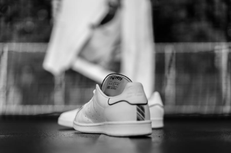 best service 66145 a6371 adidas Athletics Originals Arthur Ashe Tribute Collection Stan Smith Black  History Month Tennis
