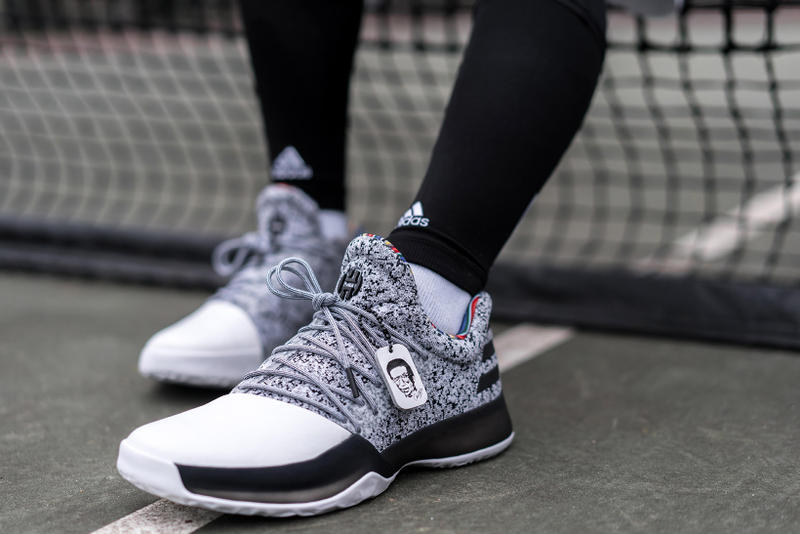 30247fa5486e4c adidas Basketball Black History Month Collection 2017 Arthur Ashe. 1 of 3