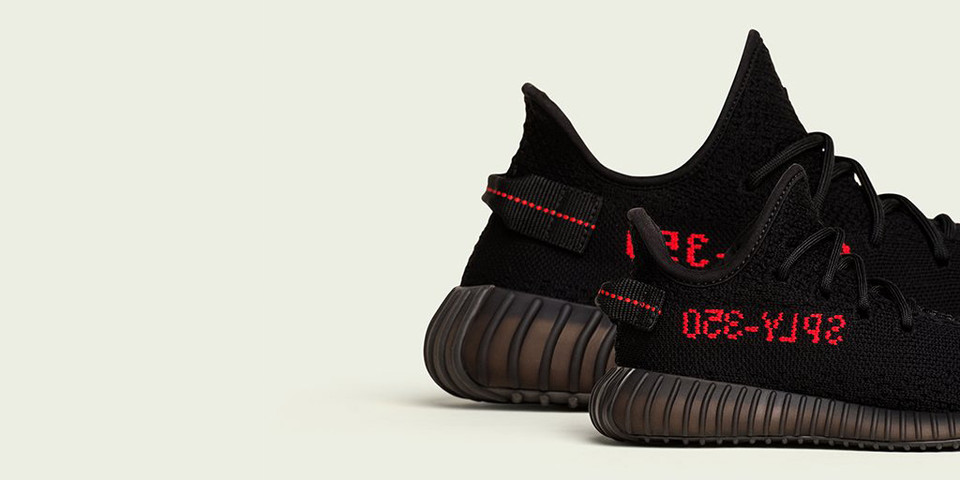 huge selection of b1208 21be3 adidas YEEZY BOOST 350 V2 Black/Red Official Release Date ...
