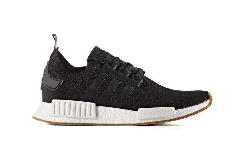 NMD PK   CS City Sock  adidas NMD Primeknit Gum Pack Black White 201d3e984