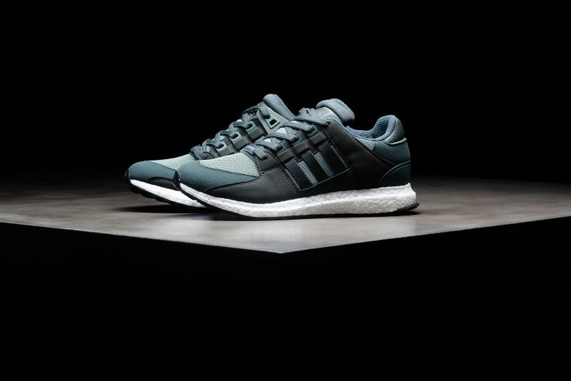 adidas Originals EQT Support Ultra Off White Trace Green
