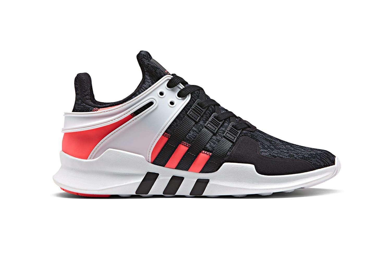adidas Originals Turbo Red EQT Line