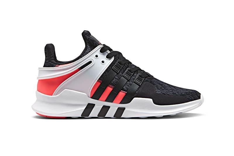new arrival ac712 03339 adidas Originals Turbo Red EQT Line | HYPEBEAST