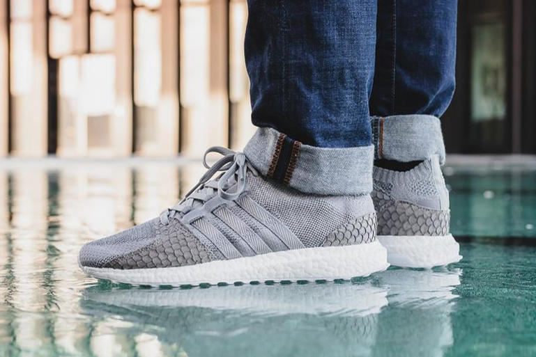 pretty nice 824ef 4165f An OnFeet Look at the adidas Originals