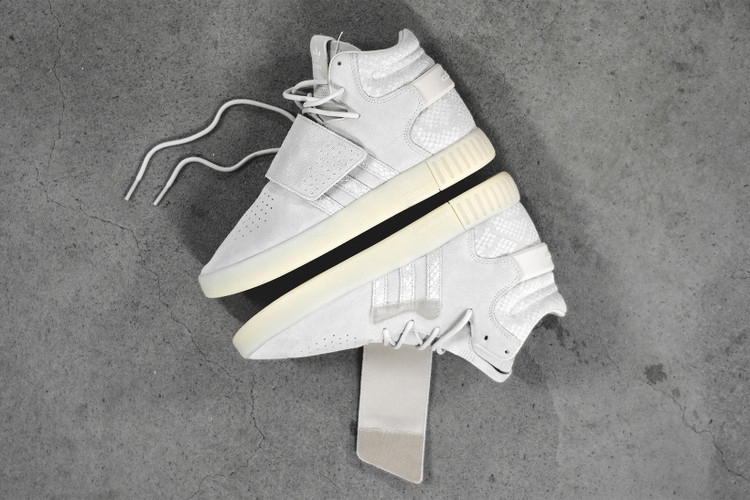 new concept 01218 e6194 adidas Brings Snakeskin to the Tubular Invader Strap
