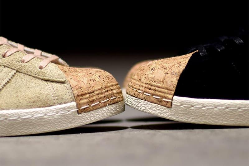 adidas Originals Superstar '80s Cork
