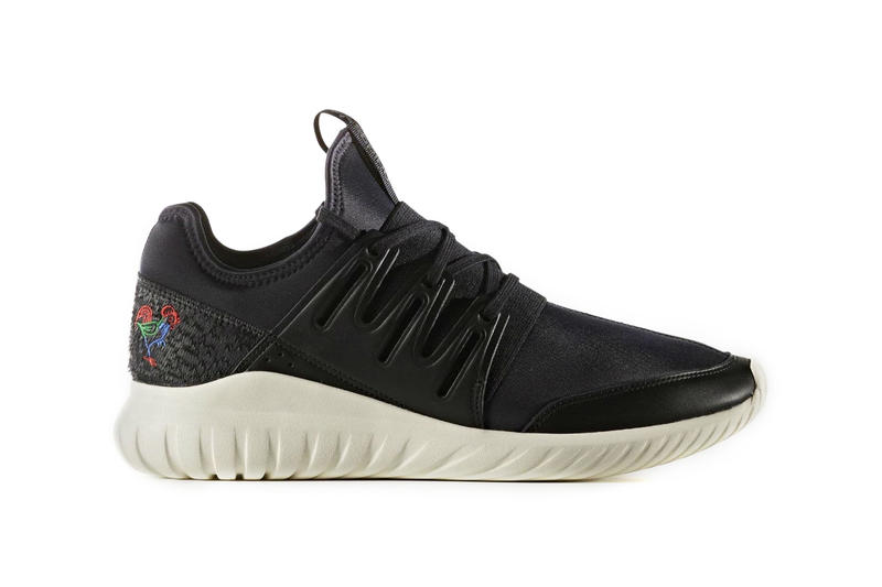 best website 25e73 962d2 adidas Tubular Radial Chinese New Year Edition Rooster Stan Smith Superstar