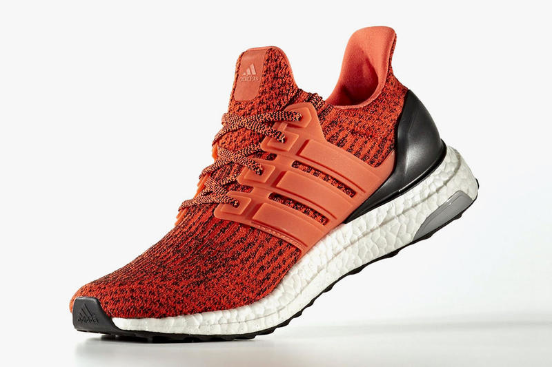 best sneakers 76d57 e6a8f adidas UltraBOOST 3.0 Energy Red