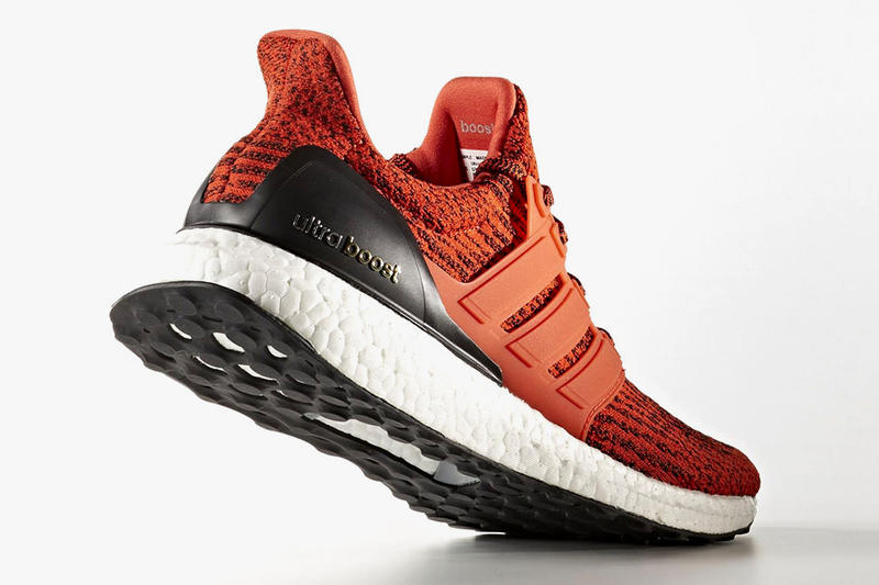 adidas UltraBOOST 3.0 Energy Red