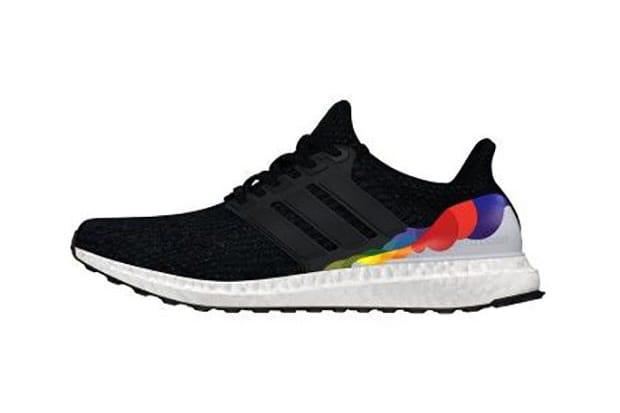 adidas UltraBOOST LGBTQ Sneaker | HYPEBEAST