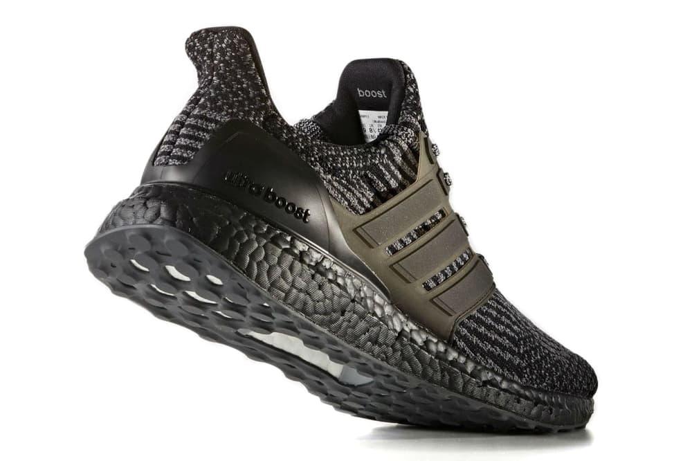 adidas UltraBOOST 3.0 Black/Silver