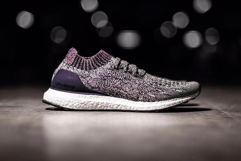 adidas UltraBOOST Uncaged 2.0 Purple White Primeknit