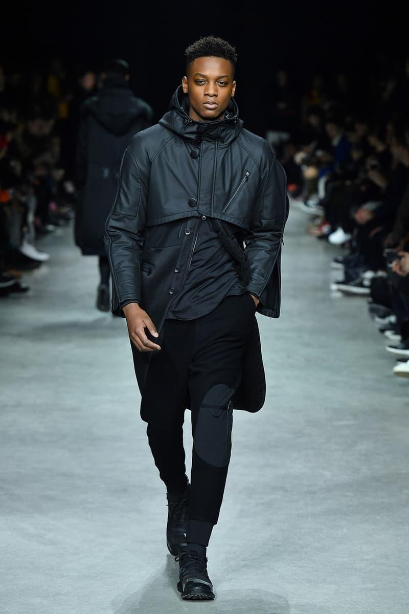 adidas Y-3 Paris Fashion Week Show Yohji Yamamoto