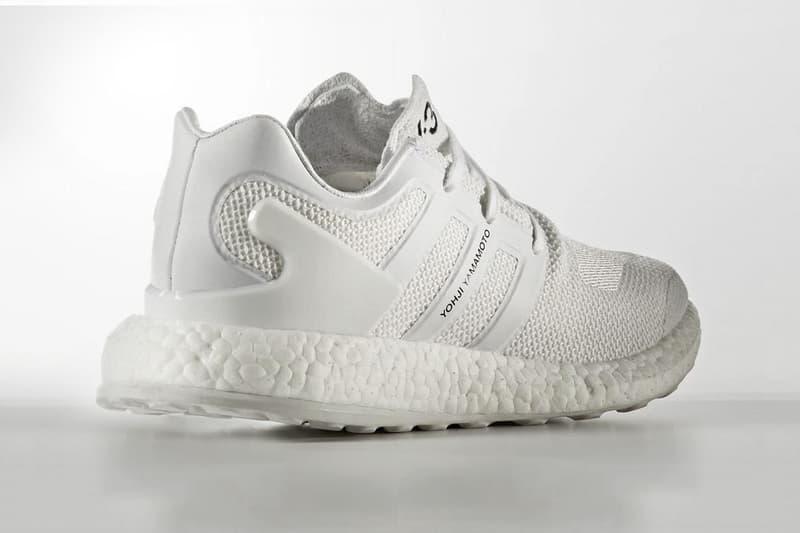 ce617bfff adidas Y 3 Pureboost White