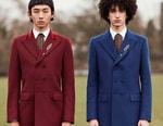 Alexander McQueen Unveils a Regal Lookbook for Its 2017 Fall/Winter Menswear