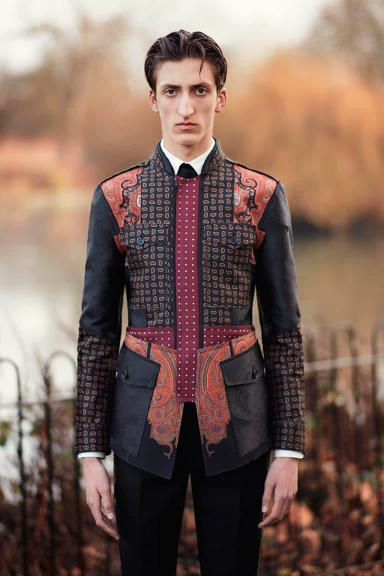 Alexander McQueen 2017 Fall Winter Collection Lookbook