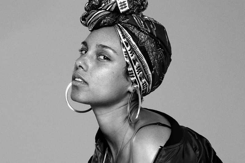 Alicia Keys Kaytranada Sweet Fin Love Single