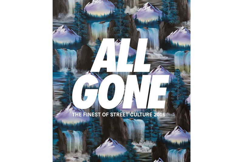 All Gone 2016 11th Issue