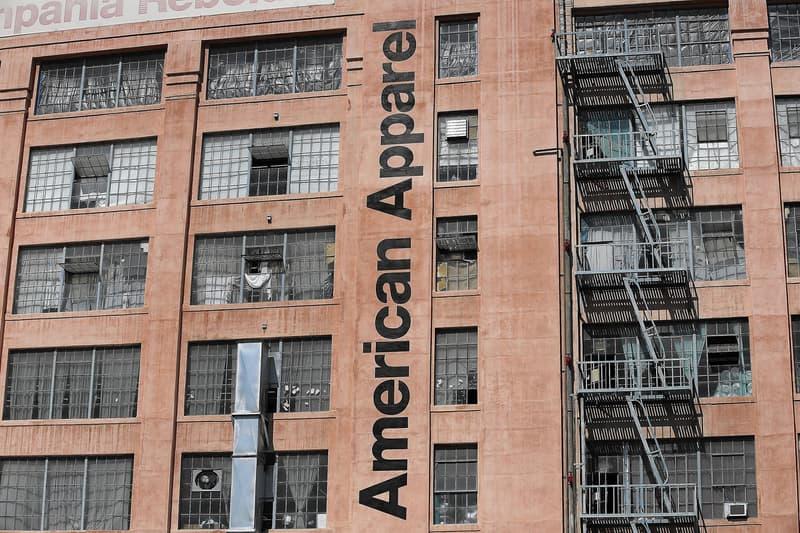 American Apparel Closing US Stores Headquarters