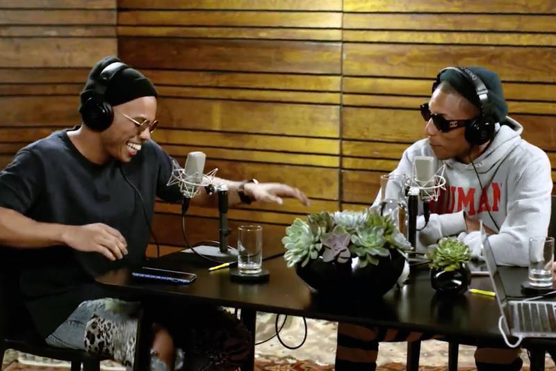 Anderson  Paak Guest Stars on Pharrell OTHERtone Beats 1