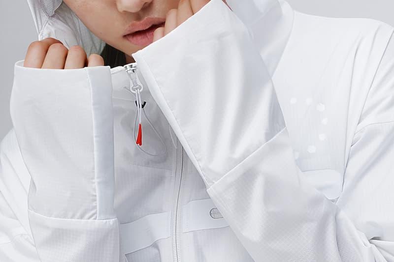 ASICS 2017 Spring Summer JYUNI White Japan Minimalist