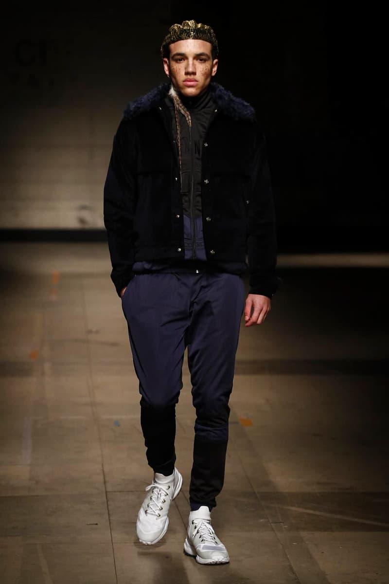 Astrid Andersen 2017 Fall Winter Collection Runway Show London Fashion Week Men's
