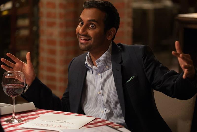 Aziz Ansari First South Asian American Host Saturday Night Live SNL