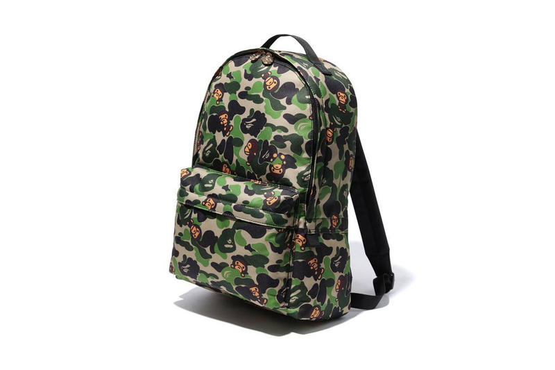The Baby Milo Store Drops Some New Camo-Centric Items BAPE A Bathing Ape