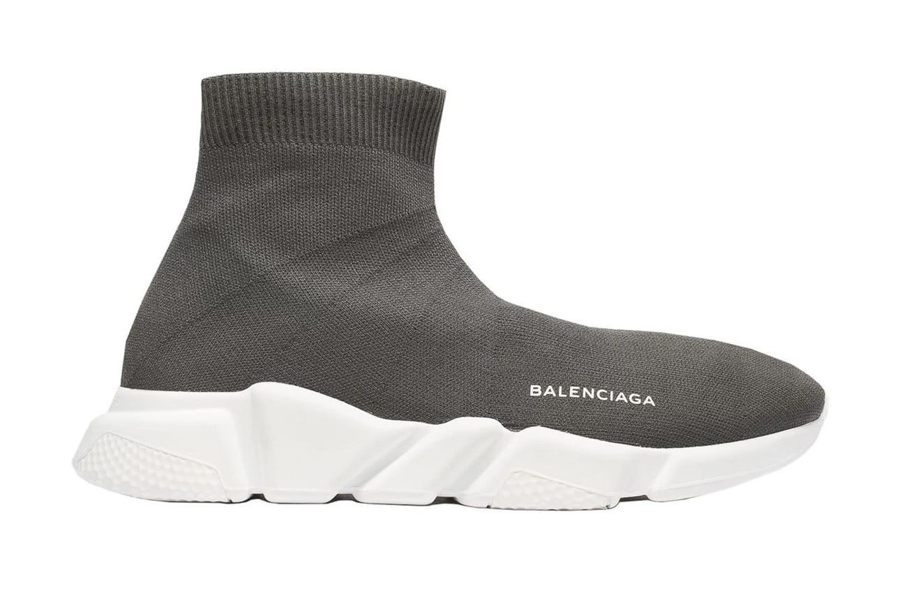 balenciaga socks runner