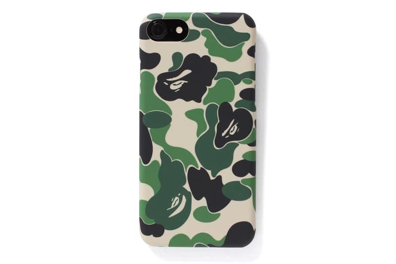 580b929b BAPE ABC Camo iPhone 7 and 7 Plus Cases | HYPEBEAST