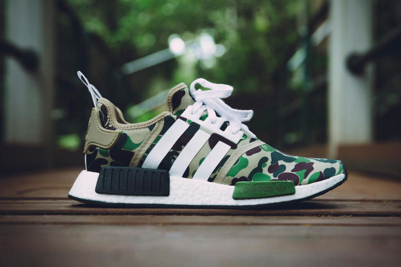 6ec4e50b3 Official Store Links for the BAPE x adidas Originals NMD Re-Release Western  Europe A