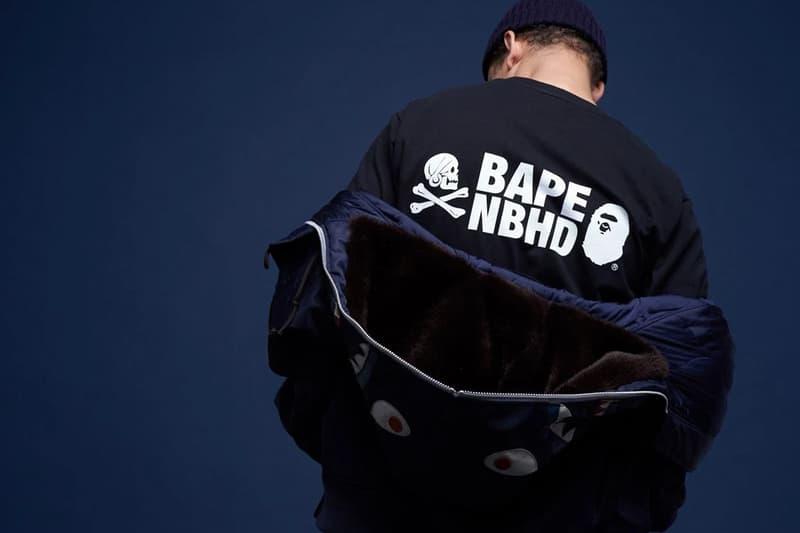 BAPE x NEIGHBORHOOD 2017 Collection