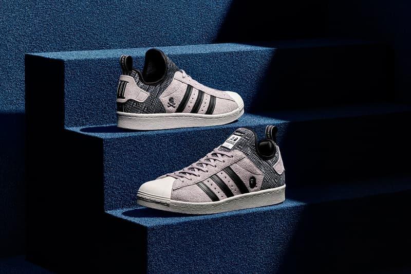 BAPE NEIGHBORHOOD adidas Originals Superstar Boost