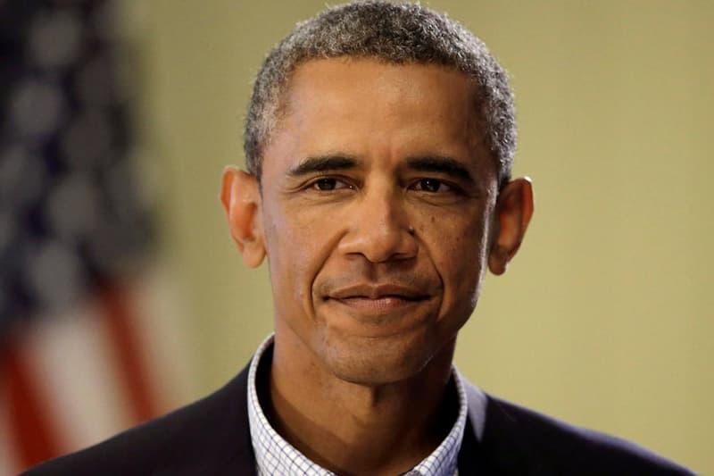 Barack Obama Letter To Nation Departing President Donald Trump