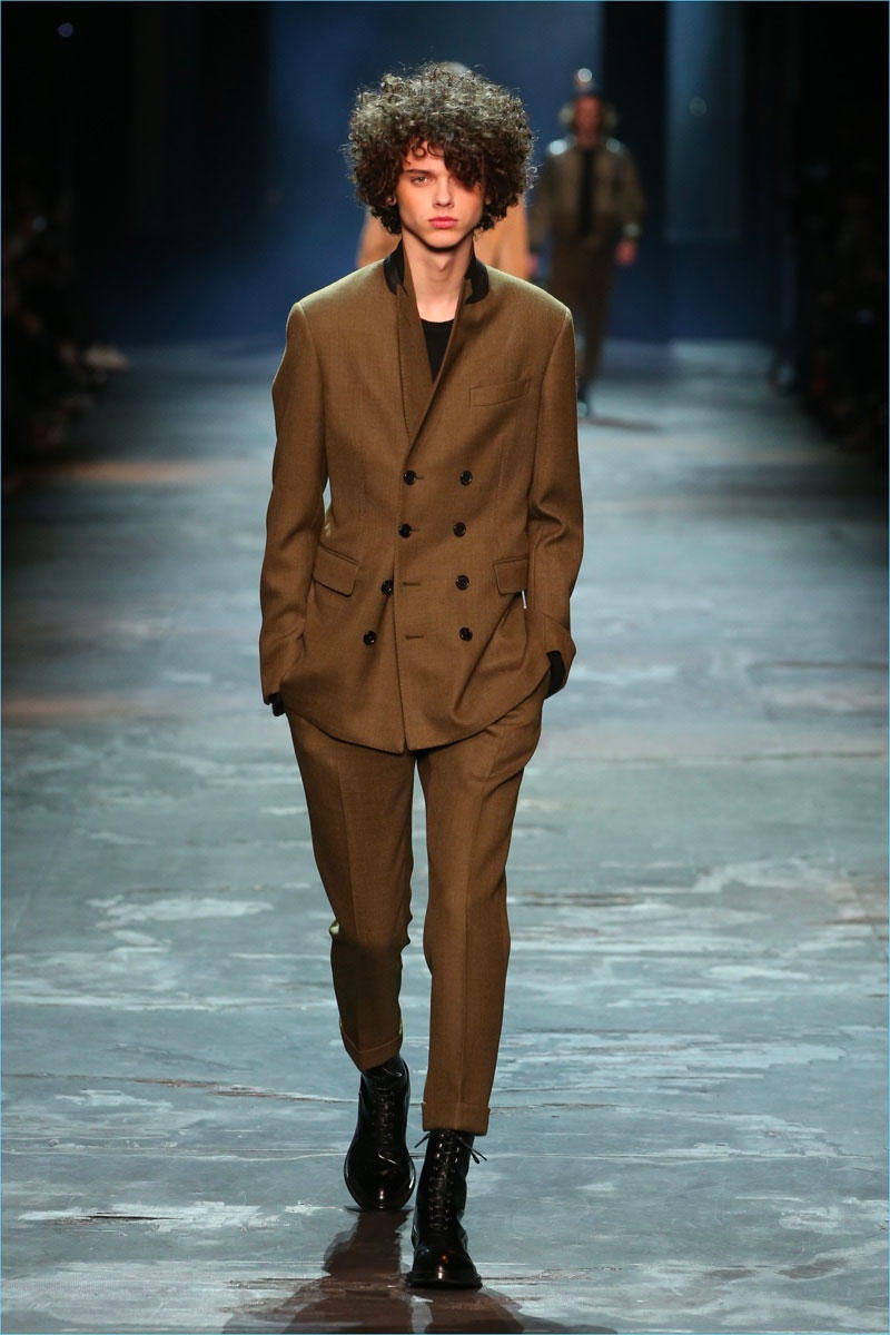 Berluti 2017 Fall/Winter 2017 Collection