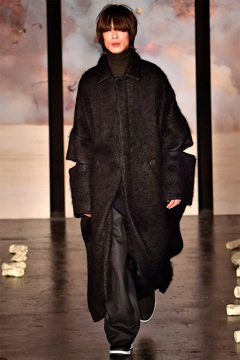 Berthold 2017 Fall/Winter Collection