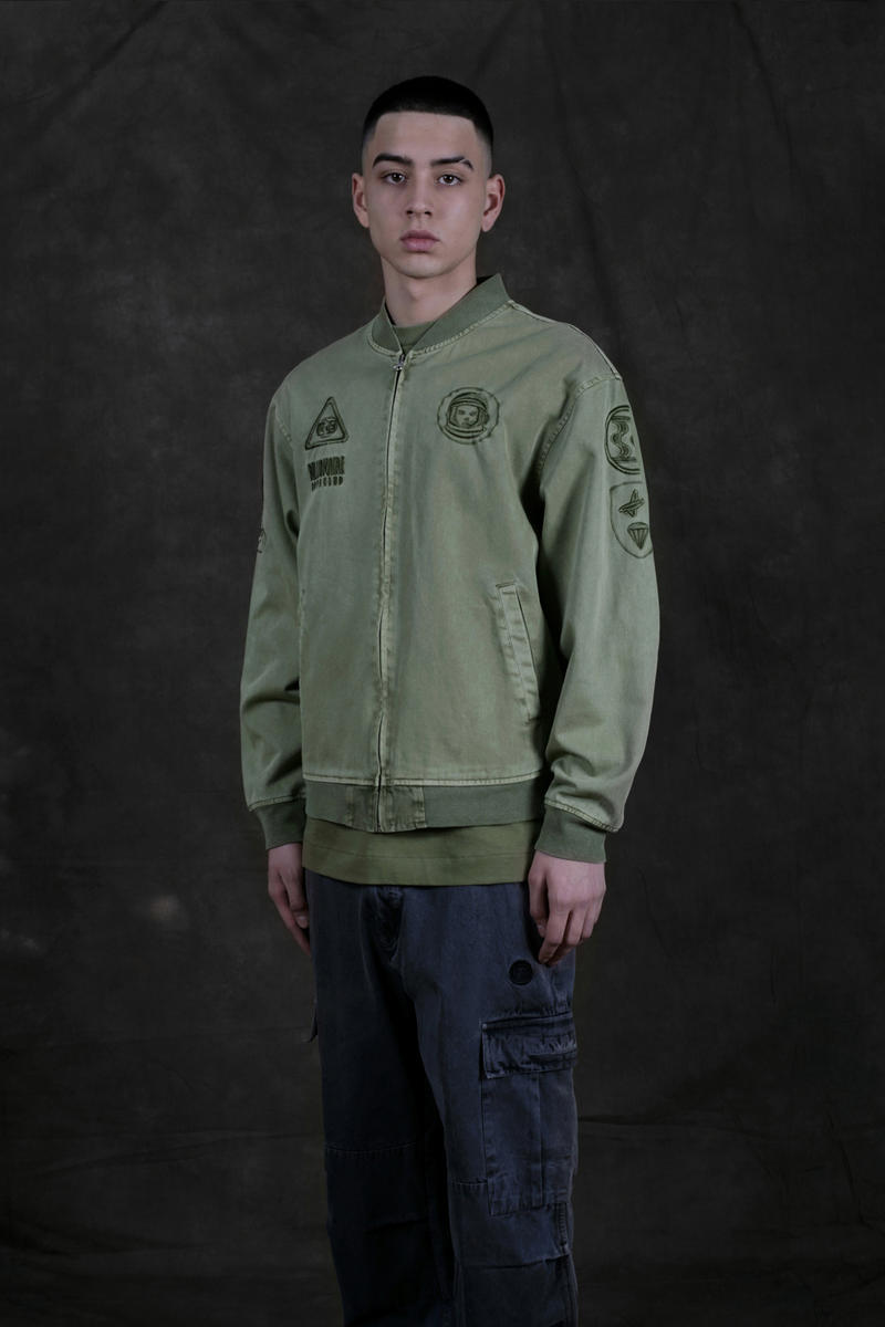 Billionaire Boys Club Europe 2017 Fall Collection