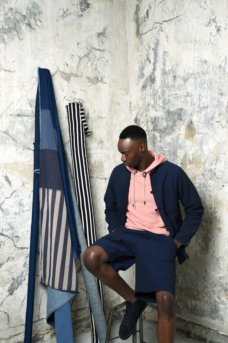 Bleu De Paname 2017 Spring/Summer Lookbook