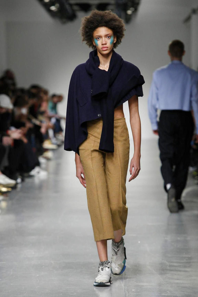 Casely Hayford 2017 Fall Winter Collection Runway Show London Fashion Week Men's