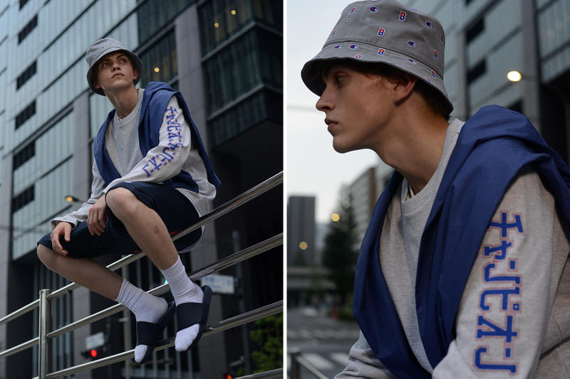 Champion BEAMS 2017 Spring Summer
