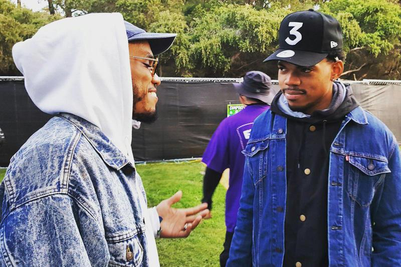 Chance the Rapper & Anderson .Paak Preview New Song