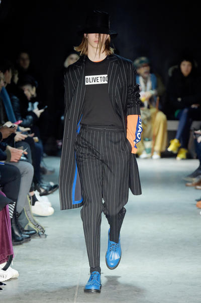 Christian Dada 2017 Fall/Winter Collection